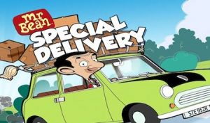 Trucchi Mr Bean Special Delivery