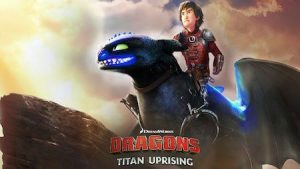 Trucchi Dragons Titan Uprising