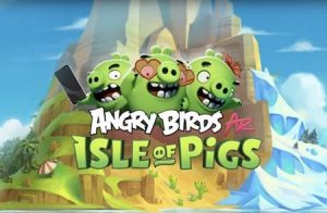 Trucchi Angry Birds AR Isle of Pigs