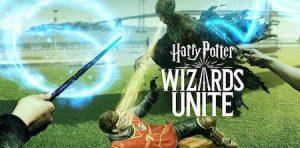 Trucchi Harry Potter Wizards Unite