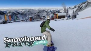 Trucchi Snowboard Party Aspen