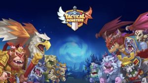 Trucchi Tactical Monsters Rumble Arena