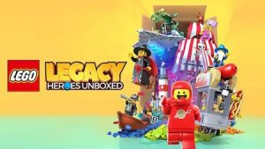 Trucchi LEGO Legacy Heroes Unboxed