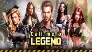 Trucchi Call me a Legend gratuiti