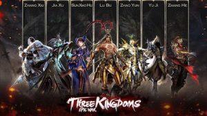 Trucchi Three Kingdoms gratuiti