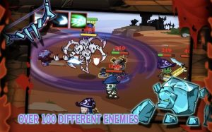 Trucchi Heroes vs Monsters gratuiti