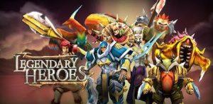 Trucchi Legendary Heroes gratuiti