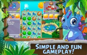 Trucchi 3 Candy Gems And Dragons