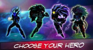 Trucchi Dragon Shadow Battle 2 Warrior
