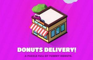 Trucchi Donuts Delivery gratuiti
