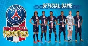 Trucchi PSG Football Freestyle gratuiti
