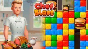 Trucchi Gordon Ramsay Chef Blast