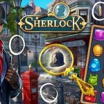 Trucchi Sherlock Hidden Match 3 Cases