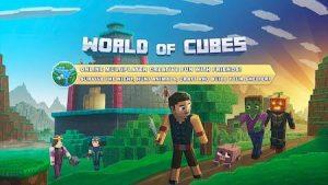 Trucchi World of Cubes Block Craft