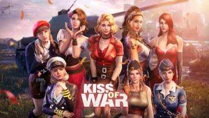 Trucchi Kiss of War sempre gratuiti