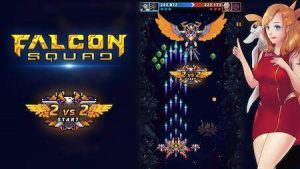 Trucchi Galaxy Shooter Falcon Squad