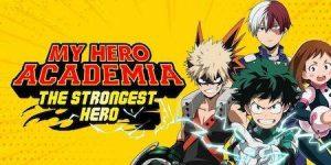 Trucchi MHA The Strongest Hero